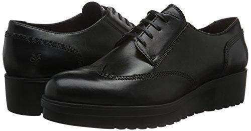 Marc O'Polo Schnürschuh - Derby Chaussures  à lacets - Femme Noir - Noir (990)
