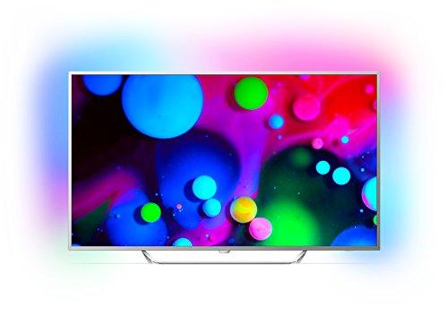 Preisvergleich Produktbild Philips 65PUS6412/12 164cm (65 Zoll) LED-Fernseher (Ultra-HD, Smart TV, Android, Ambilight)