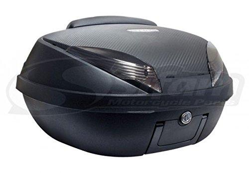 S-Line Bauletto 52L nero opaco