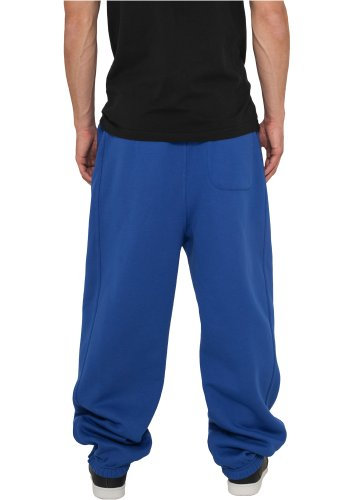 Urban Classics Damen Hose Loose Fit Sweatpants Blau-2