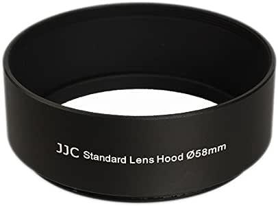 58mm per Canon EF 100mm f//2.8 Macro USM Ares Foto/® Paraluce Metallo