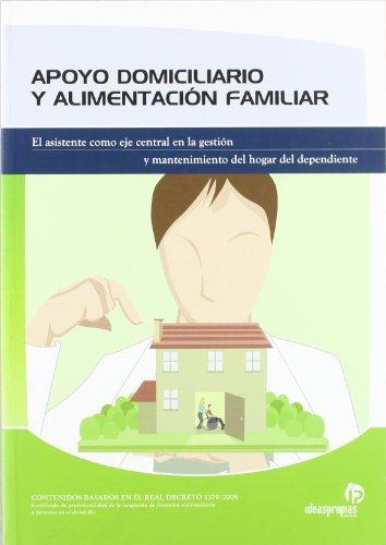Descargar Libro Apoyo domiciliario y alimentación familiar (Servicios a la comunidad y personales) de Celia Manuela Barbaz