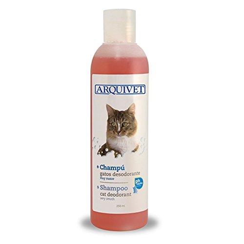 Arquivet 8435117842106 - Champu gatos 250 ml