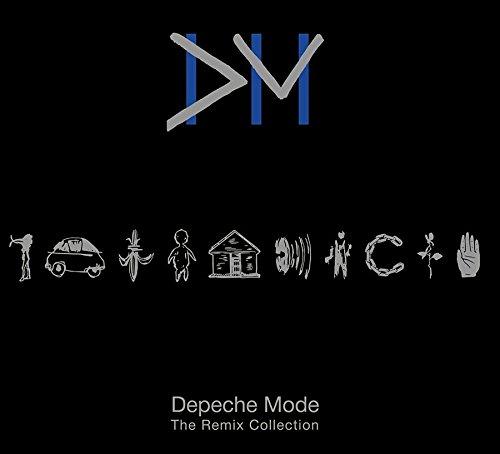 Produktbild Depeche Mode THE REMIX COLLECTION 2017 2CD set in digipak