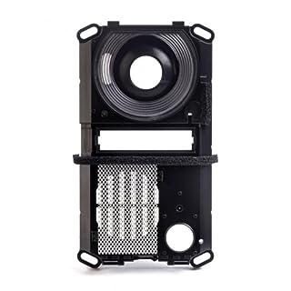 AIPHONE - Façade plastique noire avec vitre pour platines JF & JB AIPHONE 302622 CASEFRONTJF - AIP-302622