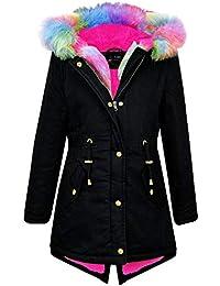 5e7ee798a Girls' Outerwear: Amazon.co.uk