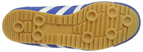 adidas Dragon OG, Sneakers Basses Homme Bleu (Blue/Footwear White/Gum 0)