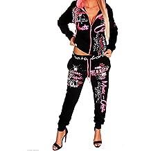 Suchergebnis auf für: Damen Trainingsanzug, pink