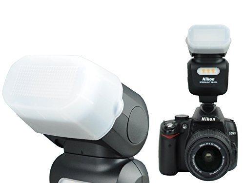 Blitzvorsatz / Bouncer für Nikon SB-500