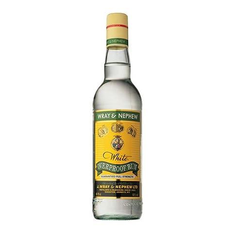 Wray & Nephew White Overproof Rum 1