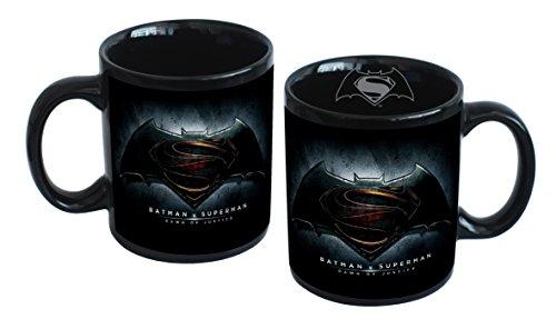 Joy–Batman Vs 10510–Superman–Tasse en céramique dans emballage cadeau