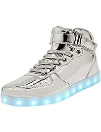 Suchergebnis auf für: led Silber Schuhe