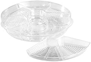 Prodyne AB-5 Appetizers-On-Ice Revolving Tray