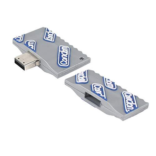 Peanutaoc Funny Condom USB2.0 Flash Drives Memory Stick Pen Drive U Disk Pendrive Memory Stick para computadoras portátiles