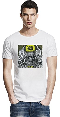 Album Of Napalm Death Raw Edge-T-Shirt X-Large - Metal Edge-poster