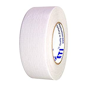 ETIPL Book Binding/Duct Tape 25 m (White, 24 mm)