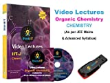 #3: IIT JEE Video Lectures : Organic Chemistry : In DVD
