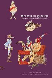 Rire avec les monstres : Caricature, étrangeté et fantasmagorie