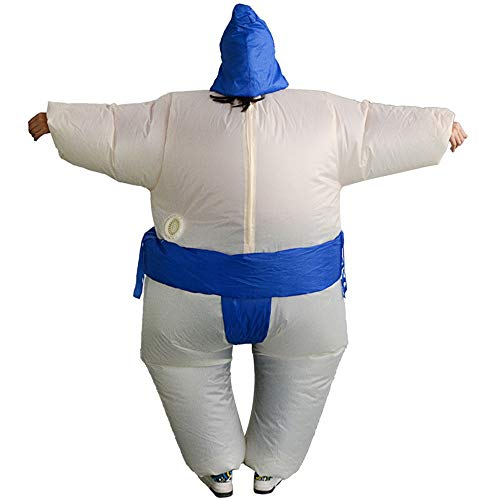 Aufblasbarer Sumo Wrestling Kostüm - Aufblasbare Sumo Kostüm Wrestling Fat Suit