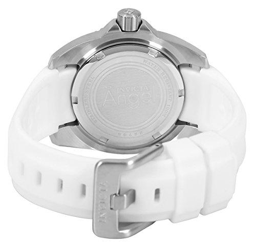Invicta 22702 Angel Women's Wrist Watch Stainless Steel Quartz Silver Dial