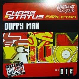 """Duppy Man/Top Shotta [12"""" VINYL]"""