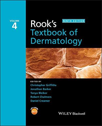 Creamer Set (Rook's Textbook of Dermatology, 4 Volume Set)