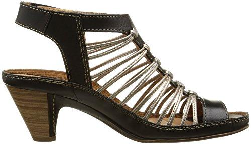 Pikolinos Java W5a, Sandales Femme Noir (Black)