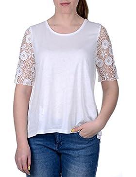 T-shirt Desigual modello Enblanc 72T2YF3 1000 72T2YF3