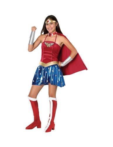Wonder Woman Kostüm für Jugendliche - XS (Wonder Woman Kostüme Für Jugendliche)
