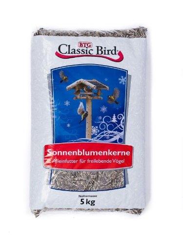 Classic Bird 5 x Tournesol 5 Kg