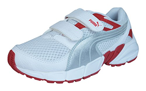 Puma Axis Trainer Mesh V Kids Laufschuhe White