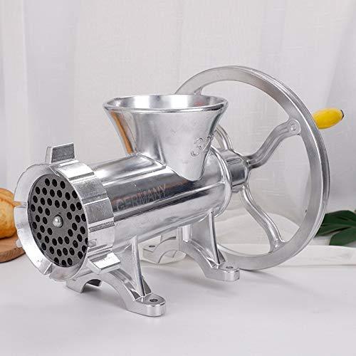 Fleischwolf elektrische Wurstmaschine Hand Kurbel FleischMühle Slicer manuelle Wurst Füllstoff Füllmaschine Zerkleinerer Aluminiumlegierung Nudel Cutter Nuss Miller Chopper