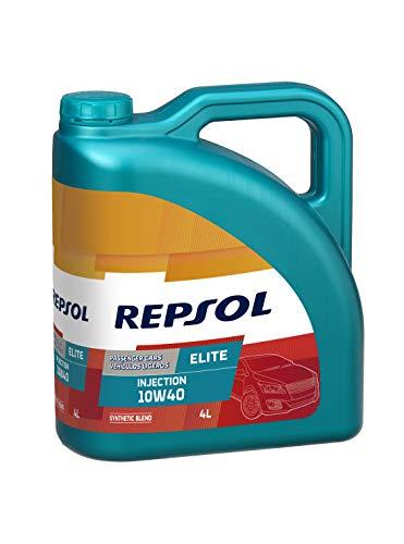 Repsol Elite iniezione 10W40-Olio motore 4 L