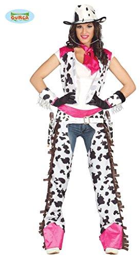 KOSTÜM - RODEO COWGIRL - Größe 42/44 (L) (Cowgirl Und Indianer Halloween Kostüme)