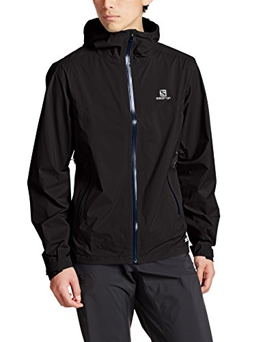Herren Outdoor Jacke Salomon Mauka Jacket Black