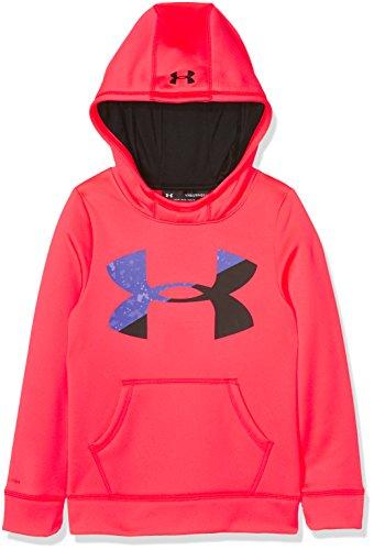 Under Armour Herren Fleece Big Logo Hoody Mütze, Penta Pink, S -