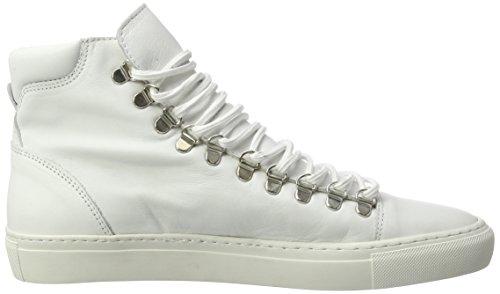 Scarpa Lorso Herren Village High L Hohe Sneaker Weiß (120 Bianco)