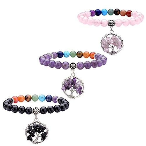 jovivi set braccialetto donna