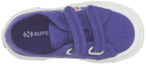 Superga 2750 Jvel Classic, Sneakers Basses mixte enfant Bleu (G88 Intense Blue)