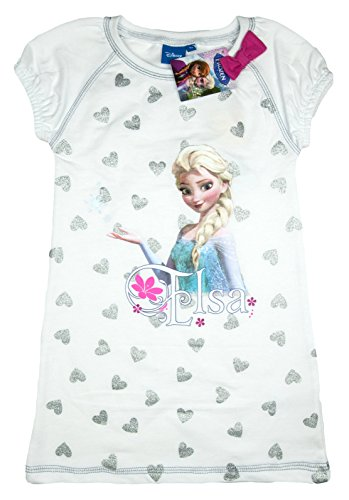 Official Licensed Disney Frozen Nightie Nightgown Night Dress Girls Ages 3 to 8 Years