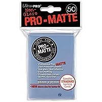Ultra Pro - 330730 - Jeu De Cartes - Housse De Protection - Pro-Matte - Transparent - D12