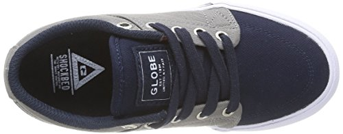 Globe Gs, Baskets mode mixte enfant Multicolore (13006 Navy/Grey)