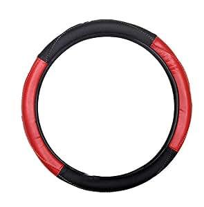 Vheelocityin 85786 Sporty Steering Cover for Maruti Swift Dzire