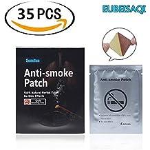 35PCS Parche antihumo para dejar de fumar Parche Anti-Humo de Ingrediente natural Dejar de