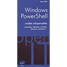 PowerShell - Les cmdlets indispensables