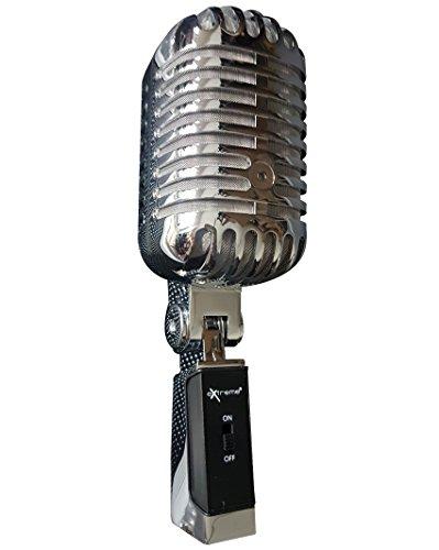 ofon Dynamisches Vintage für Stimme und Seite Typ Shure Super 55+ Handy Hartschale Bundle ()