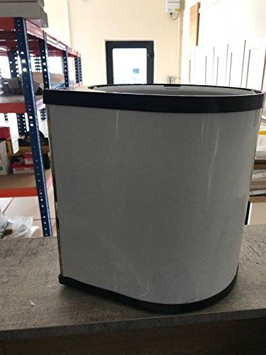 Mono Waste Bin 15 Litre Capacity