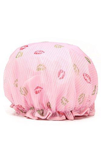 vococal-mesdames-les-femmes-filles-tanche-double-couches-lastique-cheveux-bain-cap-douche-spa-hat