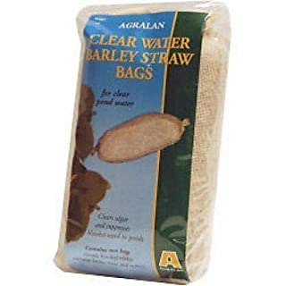 Portal Cool Agralan Clear Water Barley Straw Taschen 2 Pack - Löscht Teiche Clears Algen