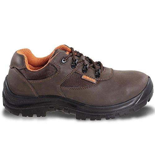 Beta Tools 7235B 44-Sapatos Action Em Pele Nubuck
